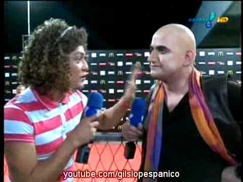 Pânico Na TV 11/09/2011 - Amin e David em mais uma Festa - Entrevista com Sandy