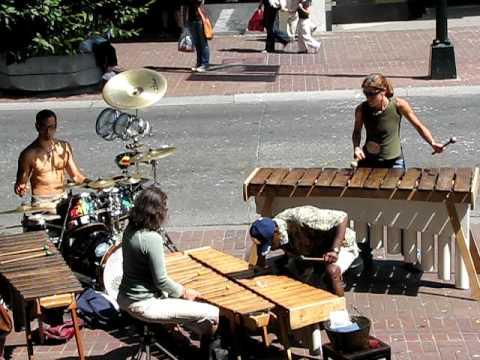 Street Performance - Jambanja
