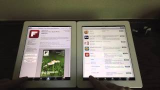 iPad 2 vs iPad (3rd Generation) Speed Test
