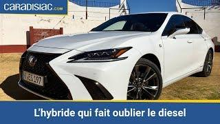 Essai - Lexus ES : elle fait oublier le Diesel