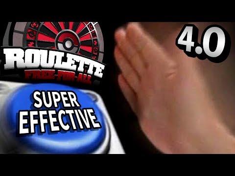 THE SUPER EFFECTIVE BUTTON (ROULETTE 4.0 BETA FFA)