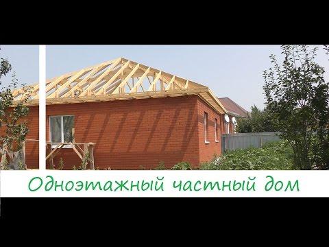 Кирпичные дома, красивые коттеджи из кирпича Фото
