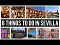 🇪🇸 8 THINGS TO DO IN SEVILLA - SPAIN💃 Best City to visit in 2018 Lonely Planet