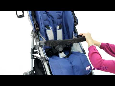 Прогулочная коляска Peg-Perego SI Complito (Пег-Перего СИ Комплито)