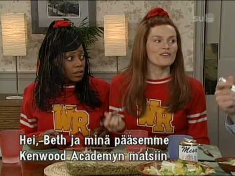 MADtv - Feuding Parents