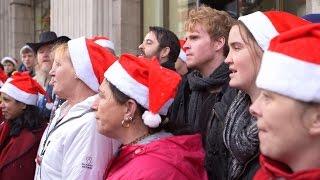 Kodaline and The High Hopes Choir perform 'High Hopes'   RTÉ One