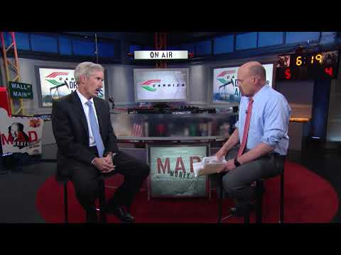 Carrizo Oil & Gas CEO: China Still Needs Oil | Mad Money