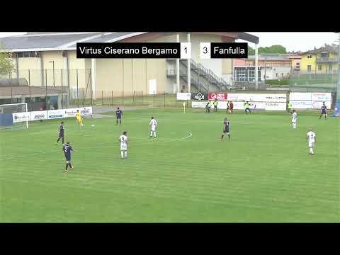 Virtus Ciserano Bergamo-Fanfulla