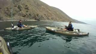 Mothership Kayak Fishing Trip