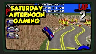 Whiplash / Fatal Racing (DOS) - Extreme Racing for the Premier Cup! - Saturday Afternoon Gaming