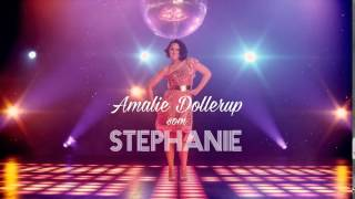 BACKSTAGE TV: Amalie Dollerup danser disco