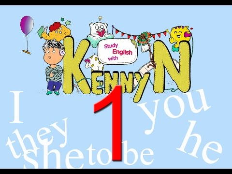 English Cơ Bản 1...I, you, he, she, they, to be...