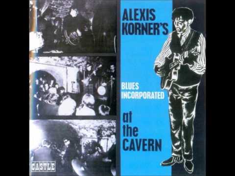 Hoochie Coochie Man -  Alexis Korner -  Live At The Cavern