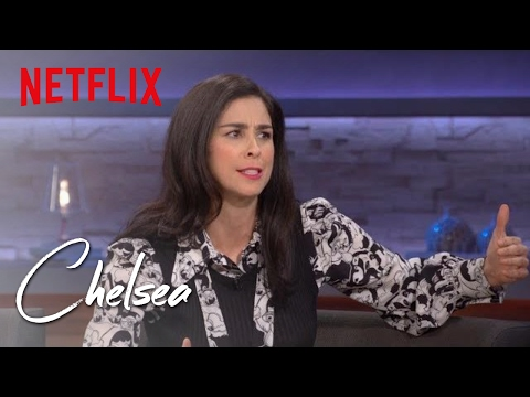 Download Youtube: Power Women Sarah Silverman and Cecile Richards (Full Interview) | Chelsea | Netflix
