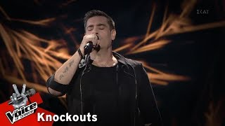 Nassos - Today 1o Knockout | The Voice of Greece