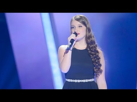 Brittanie Shipway Sings On My Own | The Voice Australia 2014