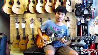 [สอนกีต้าร์] Intro แตกต่างเหมือนกัน - Getsunova By Joe เต่าแดง (Taodang)