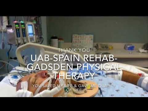 UAB-Spain Rehab-Gadsden Physical Therapy