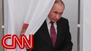 Russians vote as Putin seeks tighter grip on power