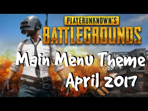 Thumbnail: Playerunknown's Battlegrounds | Main Menu Theme | April 2017
