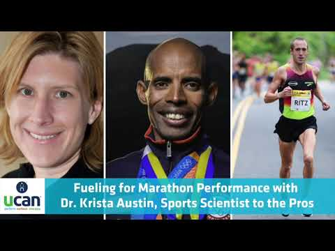 Fueling for Marathon Performance with Dr. Krista Austin, Sports Scientist to the Pros