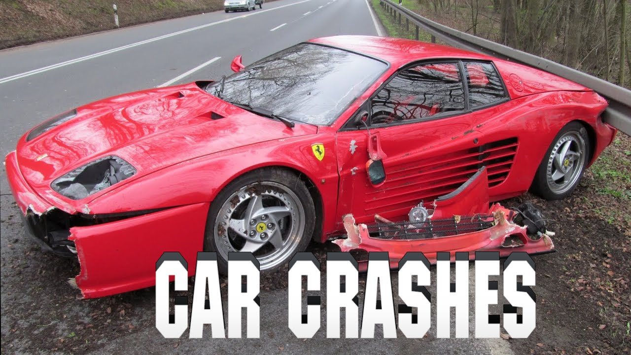Bad Car Crashes Compilation 2015