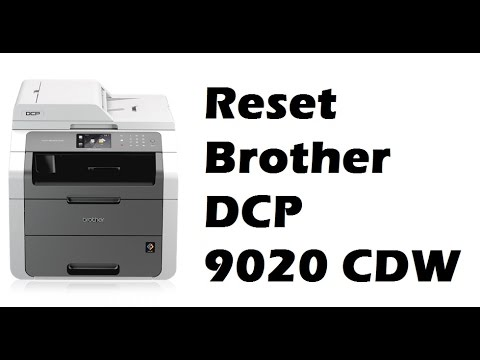 BROTHER DCP-9020CDN LAN 64BIT DRIVER