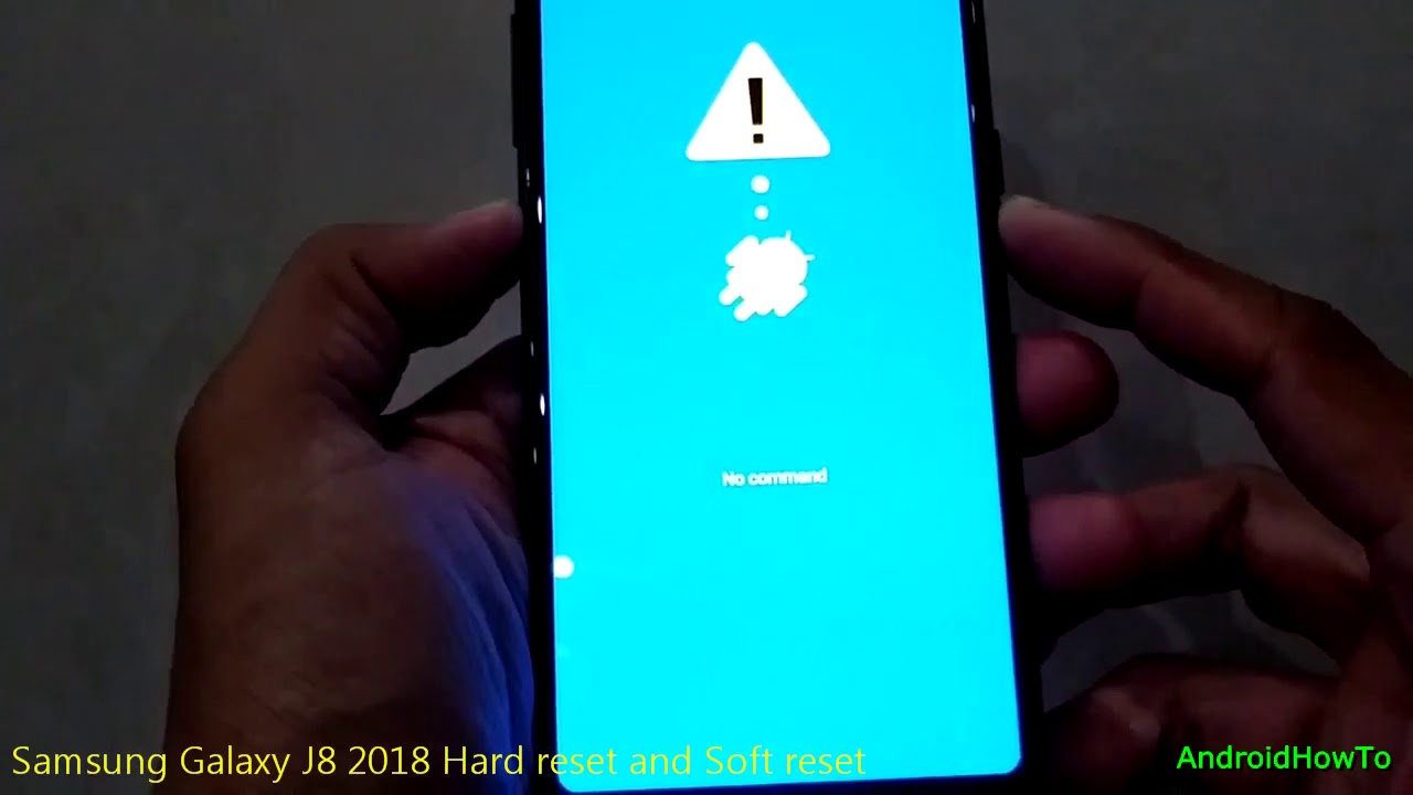 Samsung Galaxy Tab A2 SM-T595 Hard Reset and Soft Reset