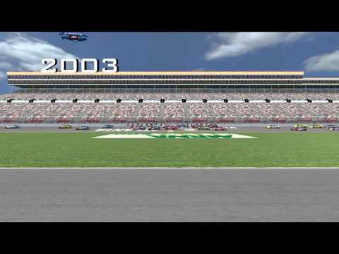NR2003 - NASCAR Track Evolutions (Atlanta)