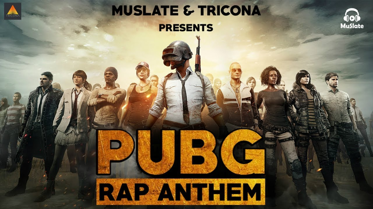 PUBG Rap Anthem (Official Video) | POSSSH | GTANSH | Crazy Banda | Latest PUBG Songs 2019 | MuSlate