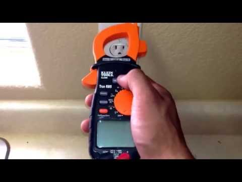 How to use a Klein Tools Multimeter SIMPLE!