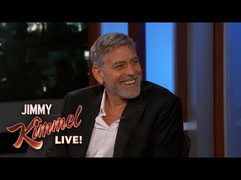 George Clooney on Fatherhood, Meeting Relatives in Ireland & Easter with Bono