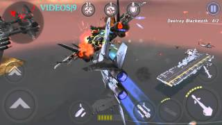 GUNSHIP BATTLE : Destroy Blackmoth  - Fulcrum