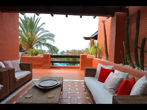 BEACHFRONT PENTHOUSE ESTEPONA NEW GOLDEN MILE