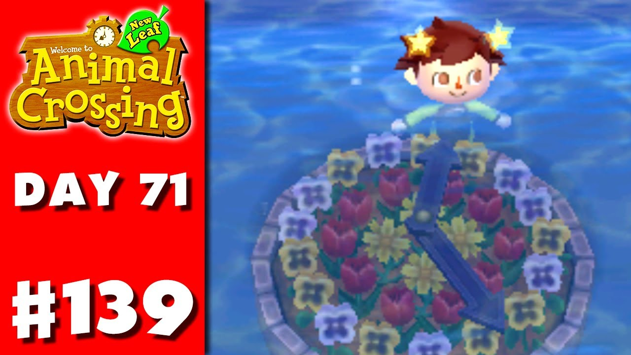Animal crossing new leaf part 139 glitch town for Animal crossing new leaf arredamento