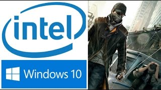 How To Make Games Run Faster On Intel Graphics HD   Windows 10/8.1/8/7