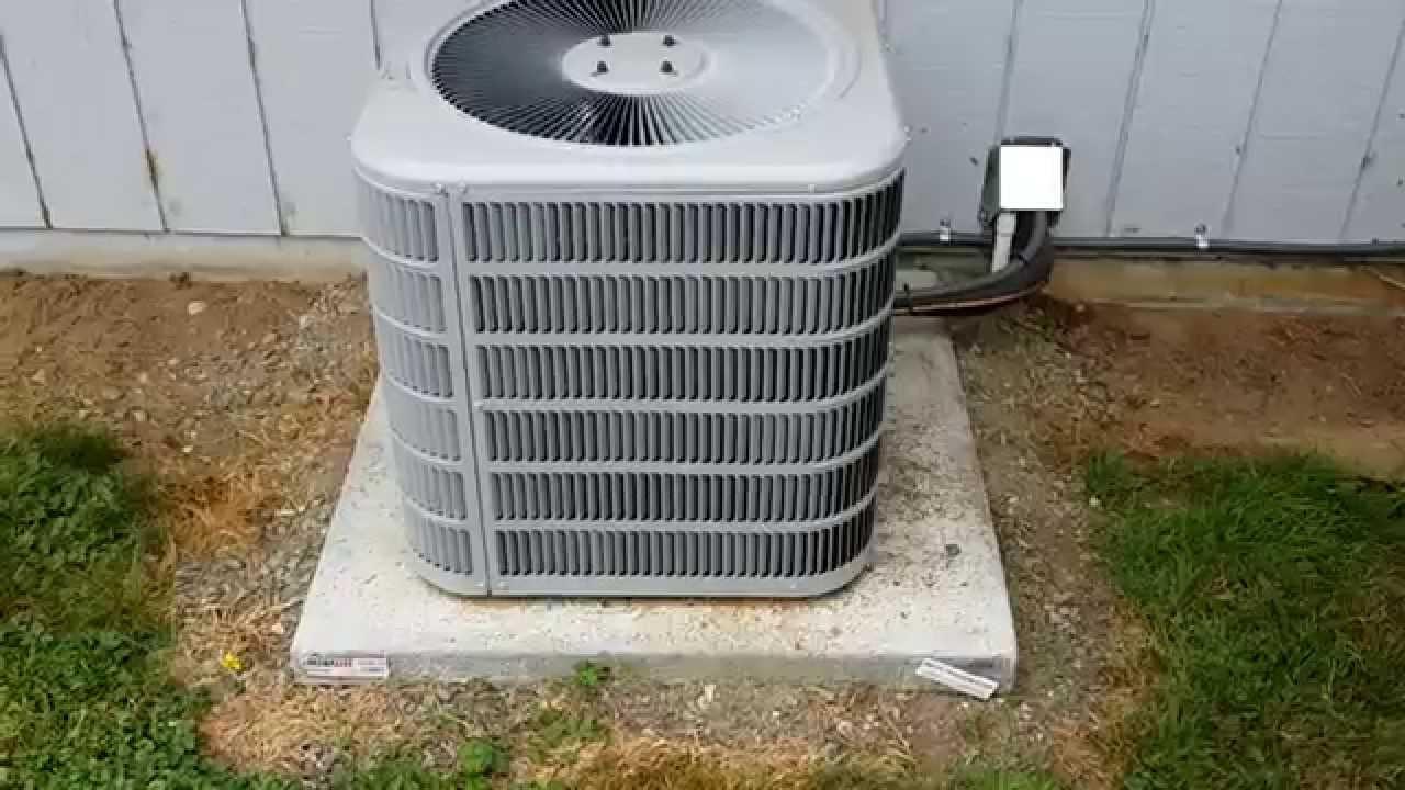 lennox aire flo 2 ton install listen to 75 decibels lennox aire flo 2 ton install listen to 75 decibels