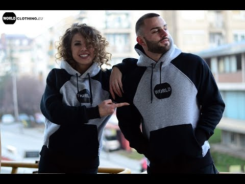 WORLD brand clothing urban-sprot lifestyle