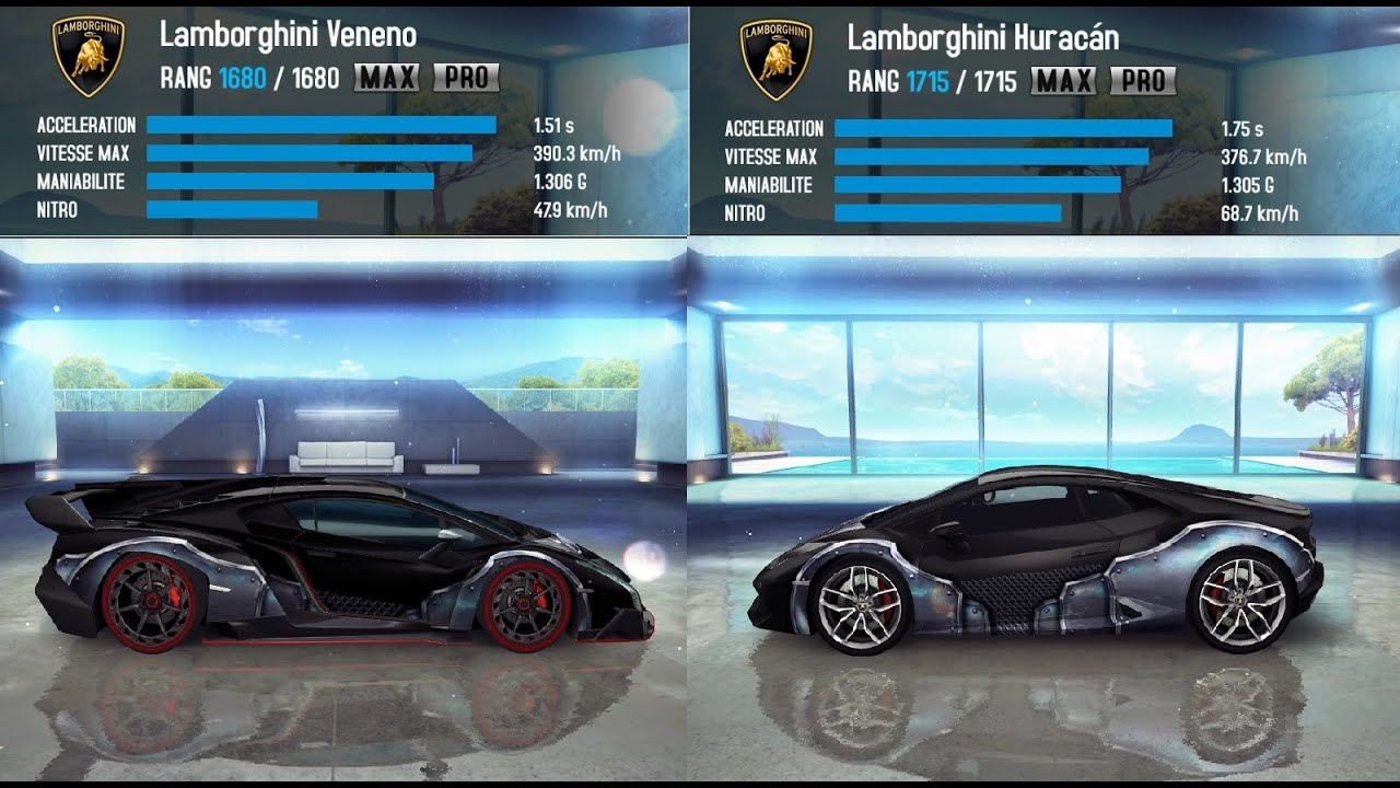 lamborghini veneno vs lamborghini huracan asphalt 8 airborne pc gameplay. Black Bedroom Furniture Sets. Home Design Ideas