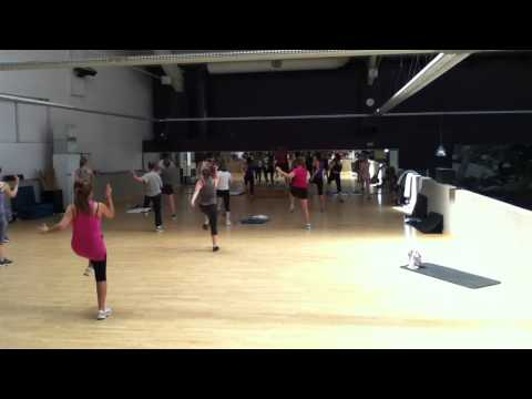 Extrait Cours Cardio Training  Club Med Gym