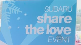 Share The Love Event at Wallace Subaru of Bristol