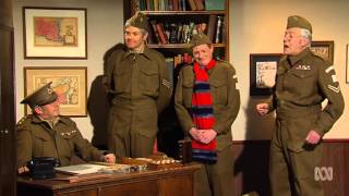 Out-take: Dad's Army   Shaun Micallef's MAD AS HELL   Wednesdays, 8pm, ABC