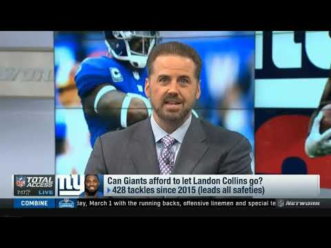 Can Giants afford to let Landon Collins go?