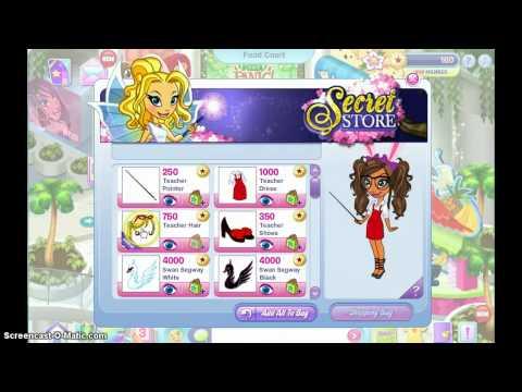 Spark City World News secret store