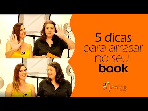 TV 3Marias: 5 dicas para arrasar no seu book