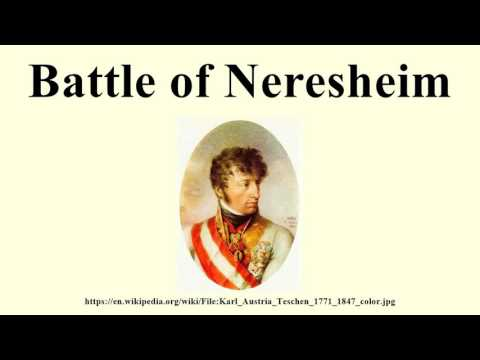 Battle of Neresheim