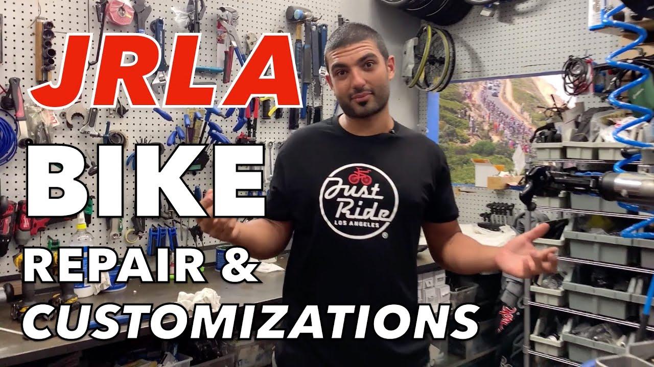 Bike Repair Services Just Ride L A