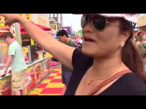 Somkhith-San Diego County Fair, Del Mar CA Jun 3, 2016