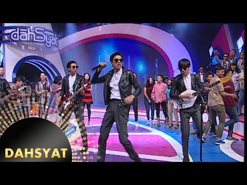 The Changcuters 'Racun Dunia' Joget Bareng Sahabat Dahsyat [Dahsyat] [25 Jan 2016]