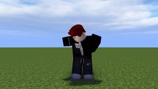 re Textur roblox rig mit meinem roblox Charakter Tuch Kredit : Darkklay GM
